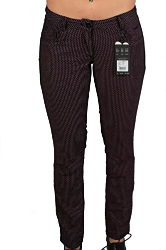 Femme Kenny S Jeans rouge noir 7wHPqwE