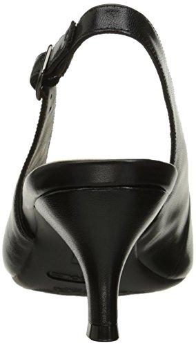 Aerosoles Escapada de la mujer vestido Bomba Cuero negro