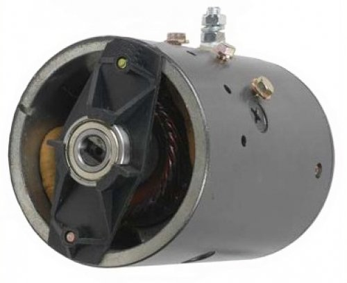 Anthony Shaft - This is a Brand New Pump Motor Fits Anthony Equipment, Haldex, Monarch Hydraulics, MTE Hydraulics, Waltco, Wapsa, Double Ball Bearing