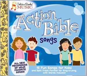 Action Bible Songs -