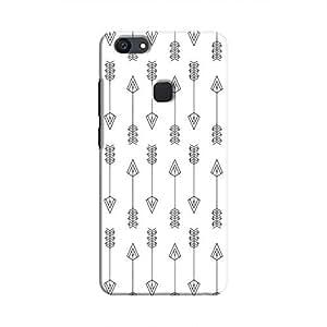 Cover It Up - Stick Arrows V7 PlusHard Case