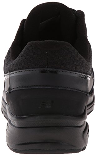 New Noir Balance Black K2 Baskets 411 Noir Homme x1POTx