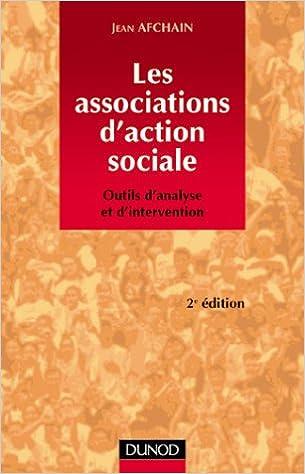 Téléchargement Les associations d'action sociale pdf