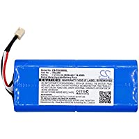 Cameron sino 2000mAh Ni-MH Battery For TDK Life on Record A360, Life on Record Q35, Soma 360