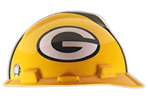 Safety Works NFL Hard Hat, Green Bay Packers