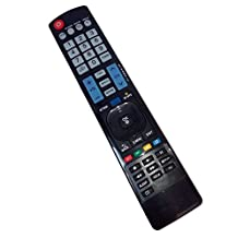 Replaced Remote Control Compatible for LG 39LN5700 42LN5700-UH 47LN5710UI 50LN5600 60LN5700 SMART TV