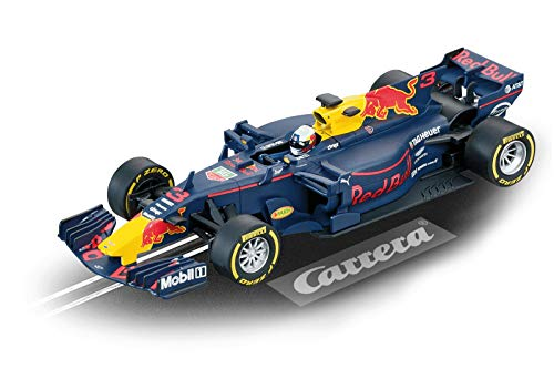 Carrera 20027565 27565 Red Bull Racing Tag Heuer RB13 D. Ricciardo No 3 Digital Evolution 1: 32 Scale Analog Slot Car Racing Vehicle, Blue