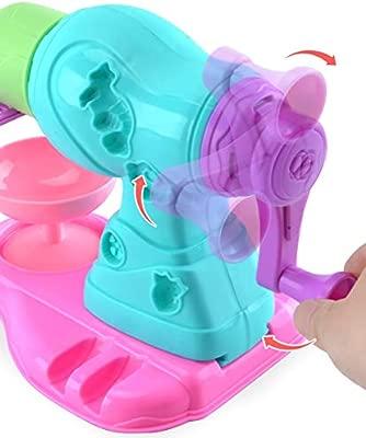 6 colores arcilla polimérica arcilla de modelar no tóxico suave ...