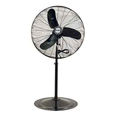 Air King 9175 30 Industrial Grade Oscillating Pedestal Fan
