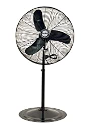 Air King 9170 13 Hp Industrial Grade Pedestal Fan, 30-inch