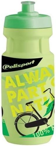 Biodegradable BIO NATURAL Botella de agua para bicicleta 500 ml ...