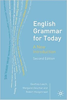 Book English Grammar for Today: A New Introduction