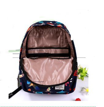 Imprima la bolsa de hombro de la manera ,bolso ligero del estudiante-A A