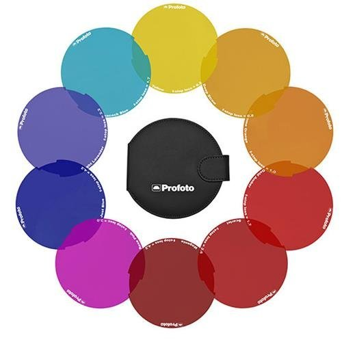 Profoto Head - Profoto OCF Color Effects Gel Pack