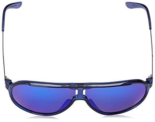Carrera Sonnenbrille (NEW CHAMPION) Noir (Bluee Mtdkrut)