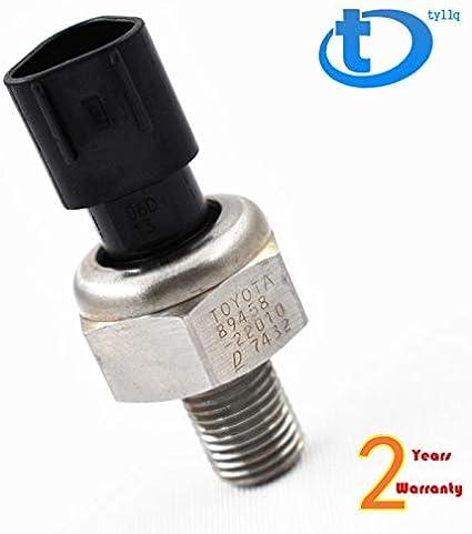 Fuel Pressure sensor 89458-22010 For Toyota Wish Allion Caldina Noah w//Warranty!