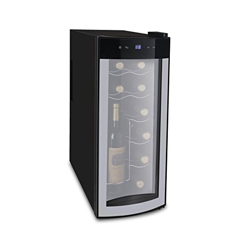 iGloo 12-Bottle Wine Cooler wi
