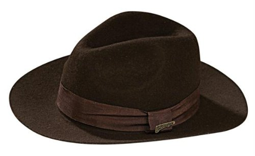 Adult Deluxe Indiana Jones Hat - ST by Rubie's (Image #1)