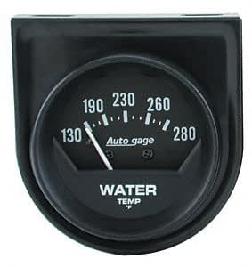 Auto Meter 2361 Autogage Mechanical Water Temperature Gauge