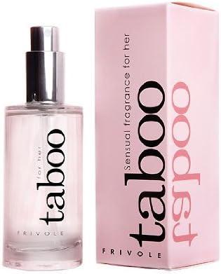 RUF Perfume con FEROMONAS para Mujer Taboo FRIVOLE: Amazon.es: Hogar