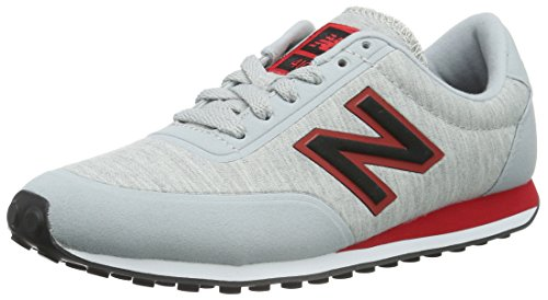New Balance U410V1 - Zapatillas para hombre Blanco (White/Red/Black)