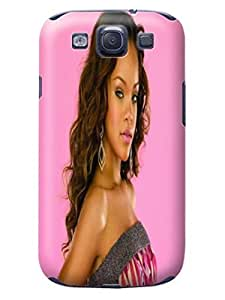 Durable fashionable popular Rihanna TPU Phone Protection Case/cover Designed for Samsung Galaxy s3