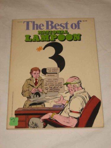 The Best of National Lampoon #3 1972 Chris Miller Gerald Sussman Edward Gorey