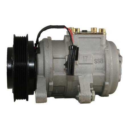 TCW 31291.601NEW A/C Compressor (New with Extra Quality C...