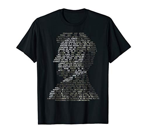 Abraham Lincoln Portrait Gettysburg Address ()