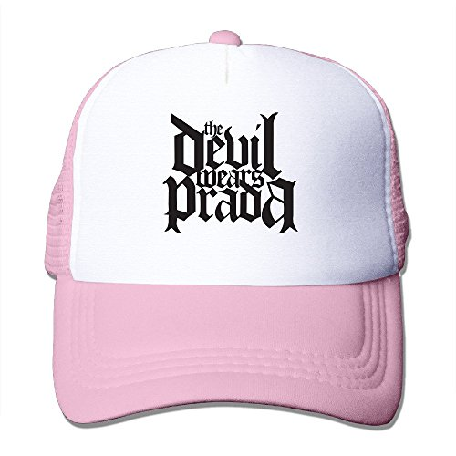 Unisex Cap Pink The Devil Wears Prada Metalcore Band Snapback Hats Baseball - Snapback Prada