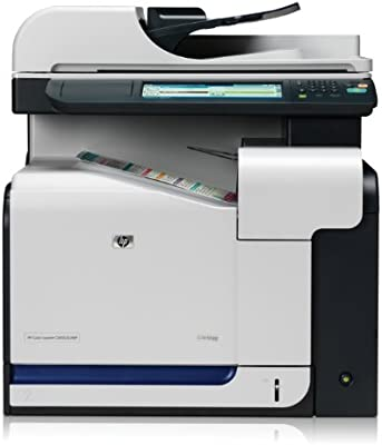 HP Laserjet Impresora Multifuncional HP Color Laserjet CM3530 ...