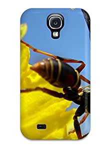 Tpu Case Cover Compatible For Galaxy S4/ Hot Case/ Bee