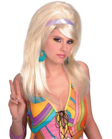 [60s Mod Wig Costume Accessory] (60s Costume)