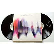 The War On Drugs REAL hand SIGNED Slave Ambient 2x Vinyl COA by Adam Granduciel