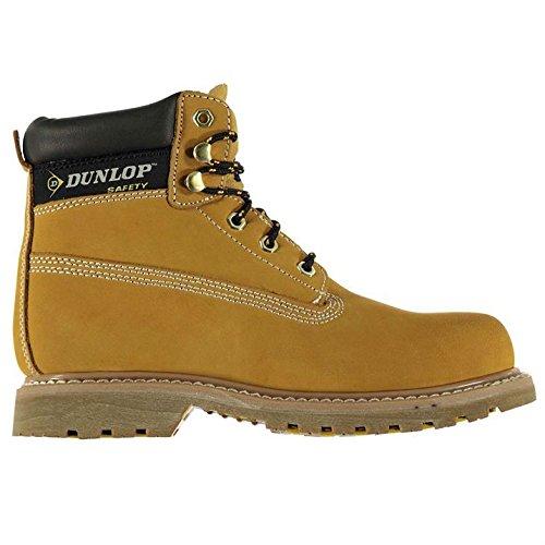 Dunlop Hombre Nevada Botas De Seguridad Miel EU 39 (UK 6)