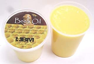 product image for Bee's Oil Salad Bowl & Wood Conditioner - 32 Oz. Tub - Food Safe - Holland Bowl Mill
