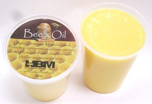 Bee's Oil Salad Bowl & Wood Conditioner - 32