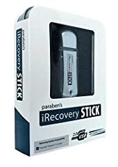 The iRecovery Stick recovers deleted text messages, call logs, app data, recently deleted photos, and much more from smart devices and is compatible with iPhones, iPads, iPods, and iTunes backup files. Besides data recovery, you can investiga...