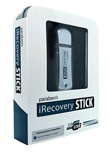 Paraben Consumer Software iRecovery Stick Compatible with Apple iPhone Data Recovery (Text Message Recovery Software)