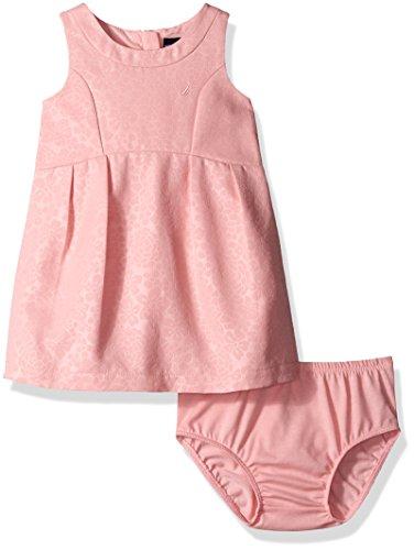 Infant Pique Dress - 2