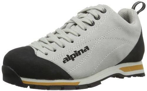 Alpina 6802, Unisex-Adult Low Rise Hiking Grey