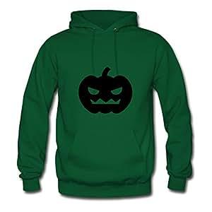 Pumpkin Fashionalble X-large Hoodies Custom-made For Women Green
