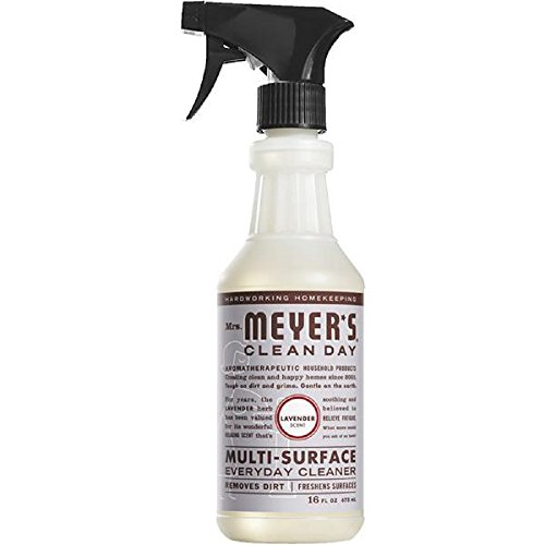 Mrs. Meyer's Multi-Surface Everyday Cleaner, Lavender, 16 oz