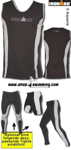 Herren Running T-Shirt Ironman Extreme Singlet SZ