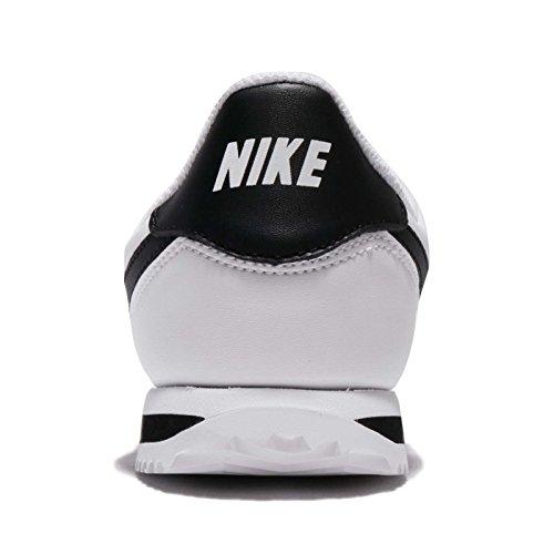 Nike Cortez Basic SL (GS), Zapatillas de Trail Running Para Niños Blanco (White / Black 102)