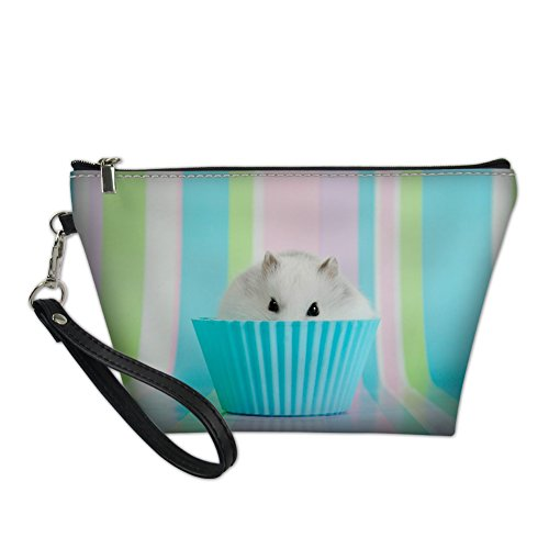 HUGS IDEA - Bolso de asas para mujer blanco Rabbit6 S Mouse1
