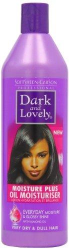 Dark and Lovely Moisture Plus Oil Moisturizer Hair Lotion 500ml by Dark & Lovely -  Softsheen Carson, 3337318