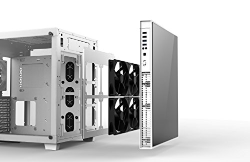 Anidees - AI Crystal Cube Lite (White) ATX Mid Tower Case (AI-CL-Cube-White-Lite) - PCPartPicker