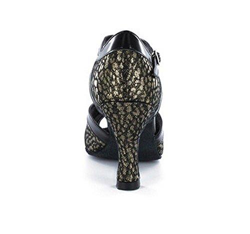 baile latino zapatos de tacón alto / zapatos de entrenamiento / Paso Doble variedad de danza