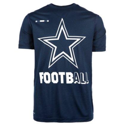 a0640bdec263e Amazon.com : Dallas Cowboys Nike Youth Legend Football Tee : Clothing